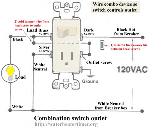 Wiring Switches And Receptacles Wiring Diagram