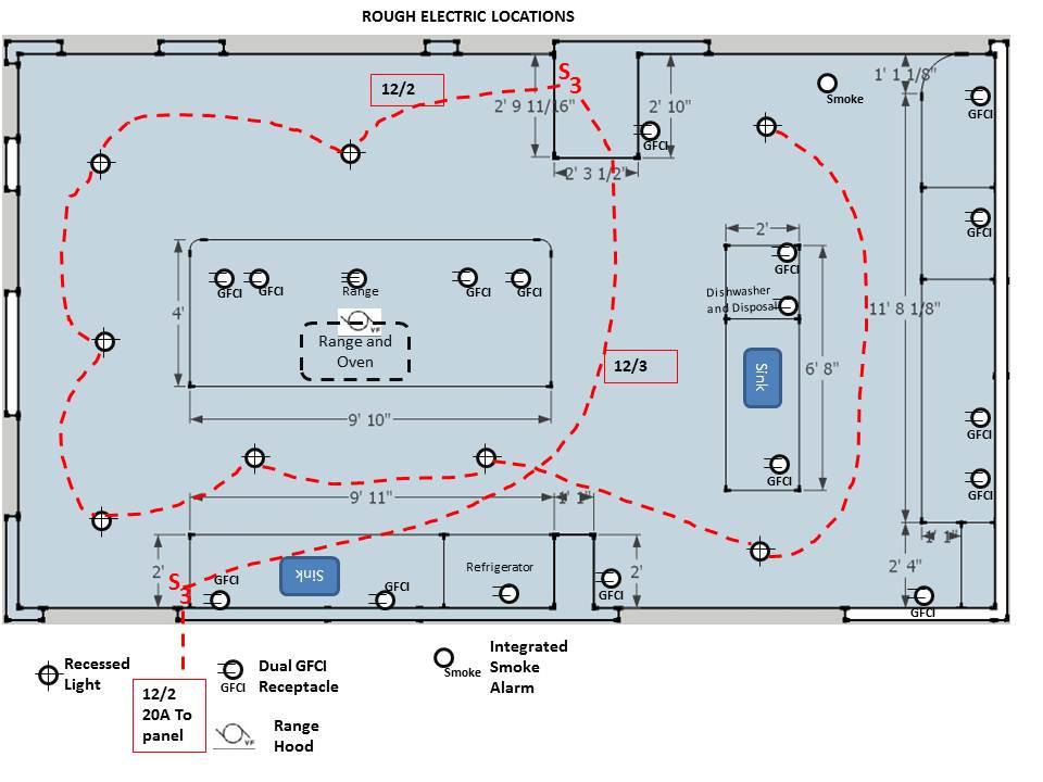 Kitchen Gfci Wiring Diagram Download Wiring Diagram