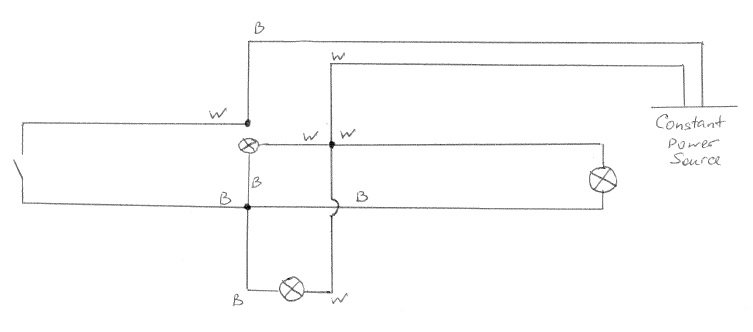 Re-wiring Garage Lights Dilemma - Electrical - DIY Chatroom Home