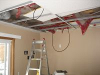 Soffit And Ceiling Framing - Building & Construction - DIY ...