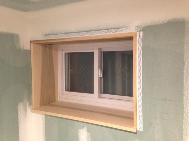Finishing Basement Windows Question