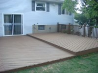 Ideas For Deck Over Concrete Patio And Beyond-pics ...