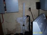 Washing Machine Drain Vent Problems - Plumbing - DIY Home ...