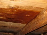 Water Leaks Into Attic And Under Soffit... - Roofing ...