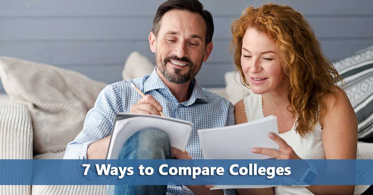 7 Ways to Compare Colleges - Do It Yourself College Rankings How