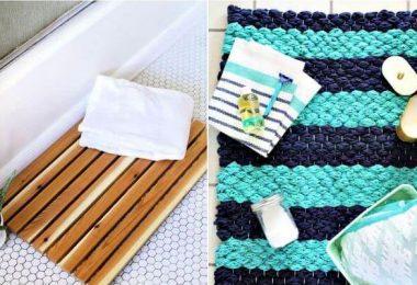Amazing Bath Mat Ideas Diycraftsguru