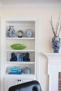 Designer Secrets: How to Style a Bookshelf in 5 Steps ...