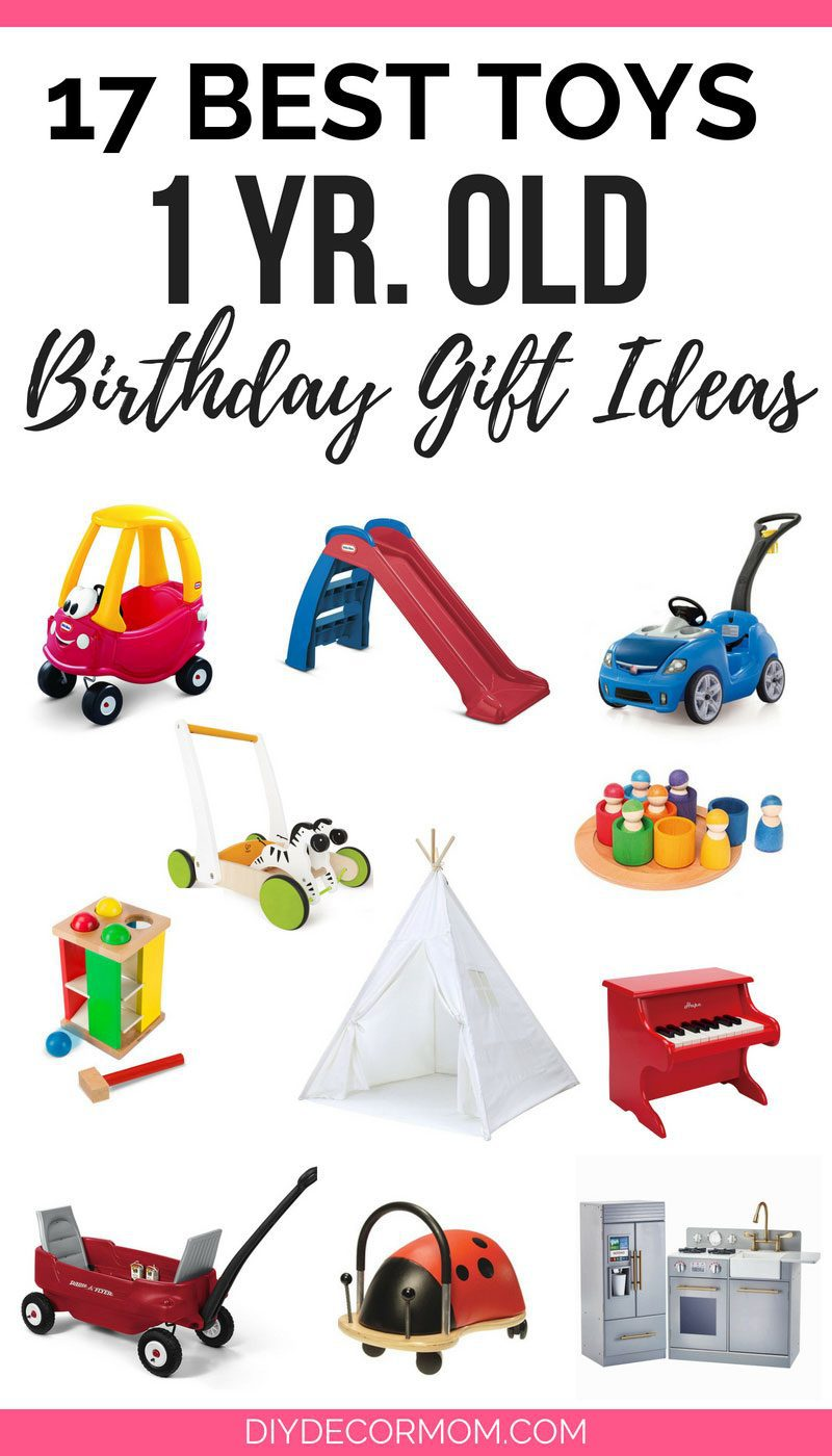 Fullsize Of Gifts For 1 Year Old
