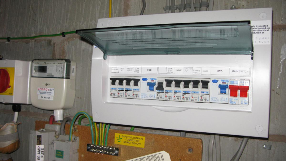 main fuse box home