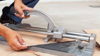 How To Cut Ceramic Tile Without A Wet Saw | Tile Design Ideas