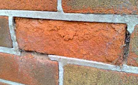 Replacing Damaged Bricks In Walls How To Replace A Brick