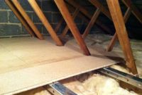 Loft Boards | Laying Loft and Attic Flooring For Storage ...
