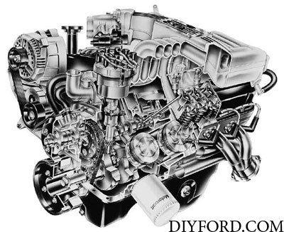 1970 Ford 302 Engine Parts Diagram Wiring Schematic Diagram