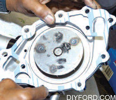 Ford Small-Block Engine Interchange Guide Cooling System