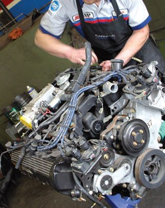 How to Disassemble Ford 46L  54L Engines - Step-by-Step - DIY Ford