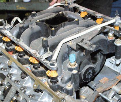 46L  54L Ford Rebuild Cheat Sheet Selecting Parts - DIY Ford
