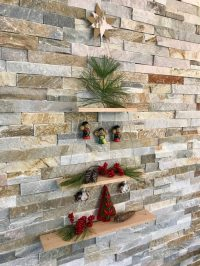 Christmas Tree Wall Shelf  DIY Furniture Studio