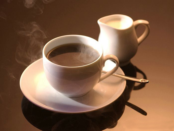 The Hot Cuppa