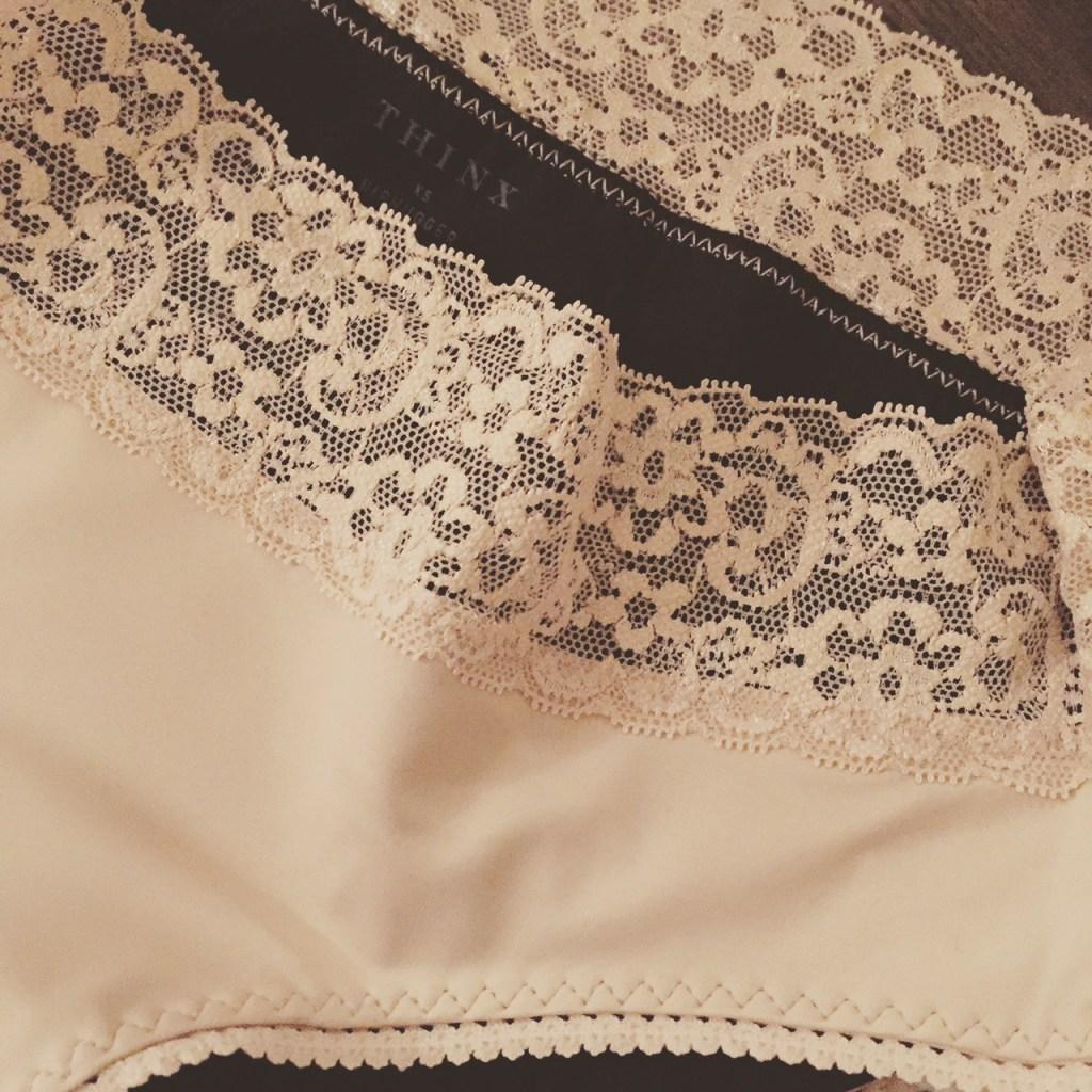 Honest Review of Thinx period underwear