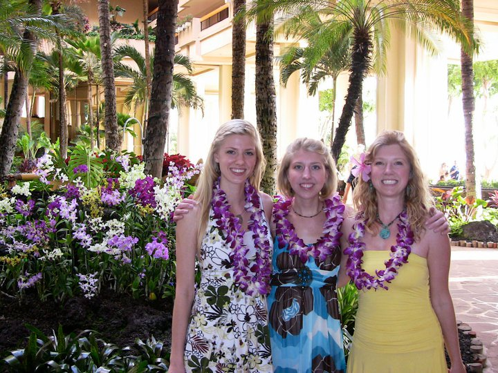 Best luau in Maui Hawaii - Hyatt