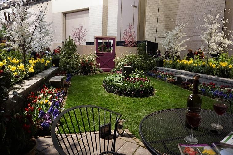 Flower Show - Landscape 1