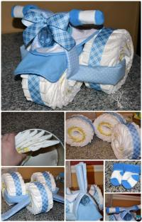 Handmade Baby Shower Gift Ideas [Picture Instructions]