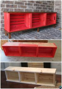 20 Best Entryway Bench DIY Ideas Projects [Picture ...