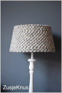 Crochet Lamp Shade Free Pattern Instructions