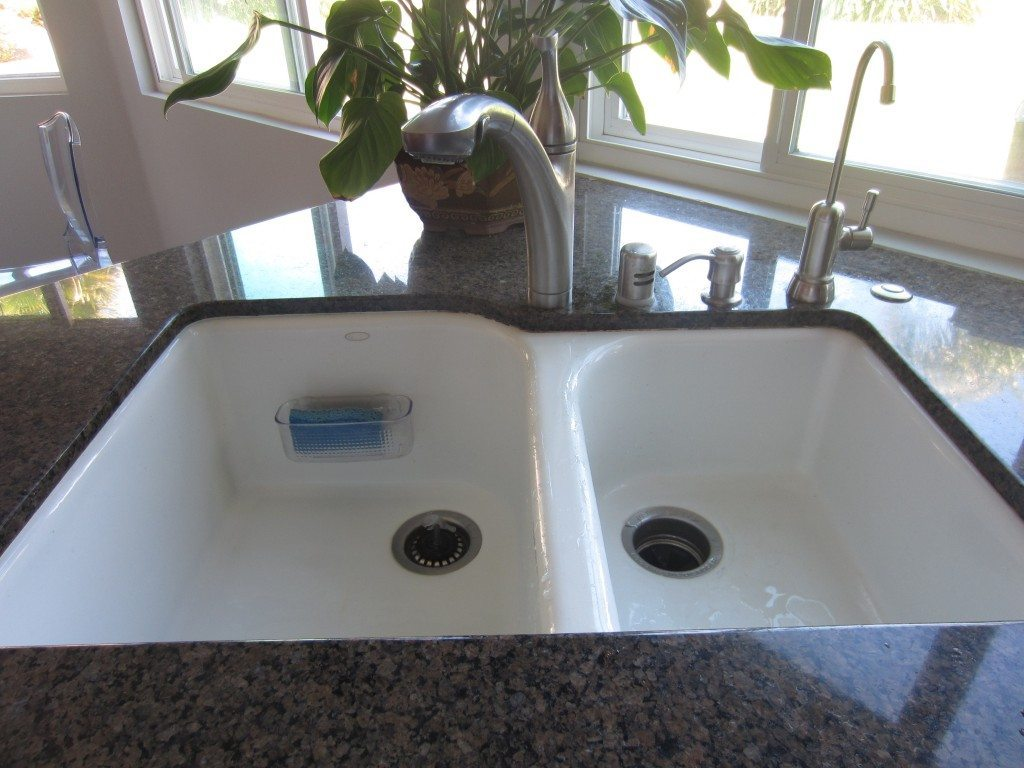 How To Caulk Your Sink Diy Inspired