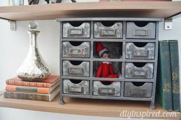Ten Easy Elf On The Shelf Ideas Diy Inspired