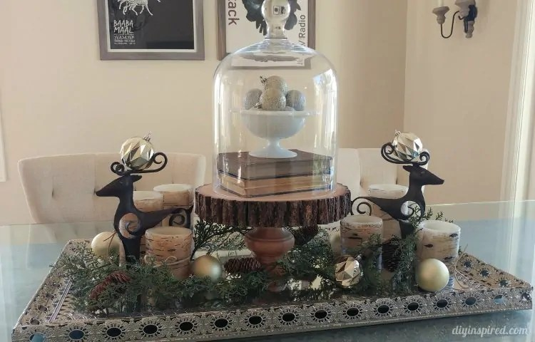 Christmas Home Décor Ideas - DIY Inspired - christmas home decor ideas
