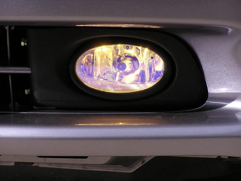 Full DIY 01-03 JDM civic fog lights install Honda Accord DIY