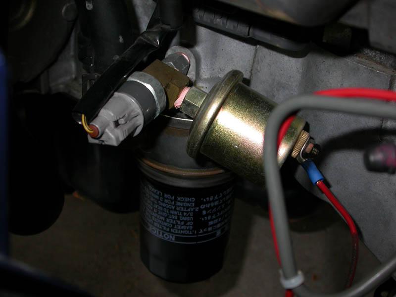 1999 yukon fuel filter