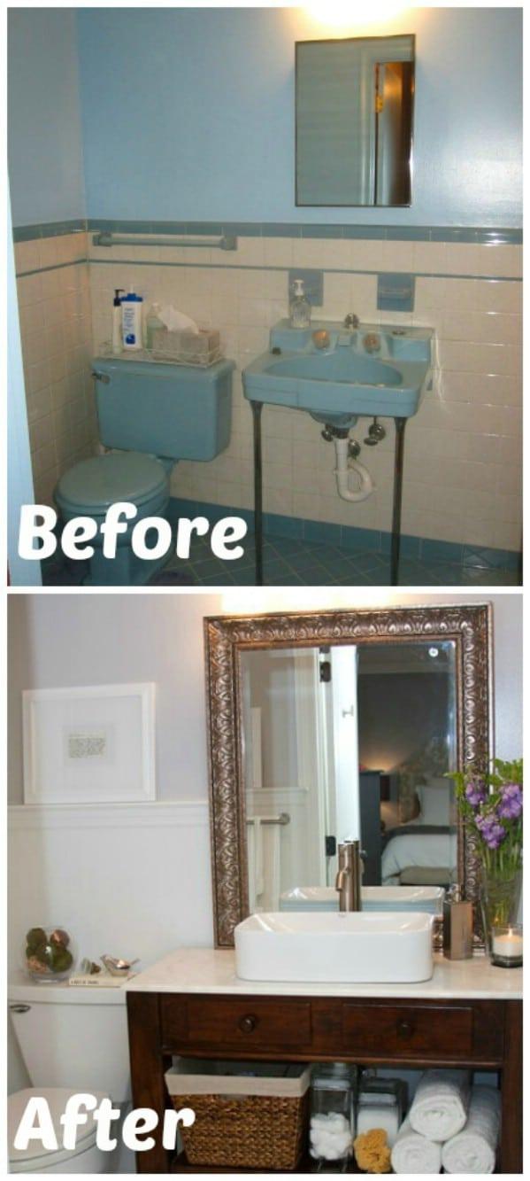 Master bathroom reveal 30 brilliant bathroom organization and storage diy solutions