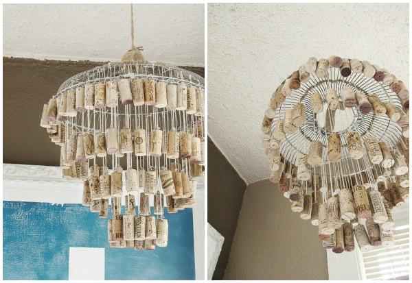 16 Genius Diy Lamps And Chandeliers To Brighten Up Your