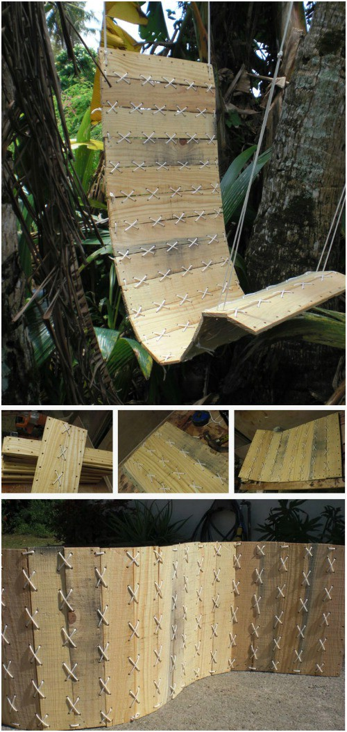 35 Ingenious Outdoor Pallet Projects For All Types Of Diyers - Diy