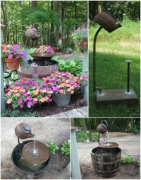 Diy Backyard Fountains | Outdoor Goods