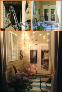 30 Amazing Patio Makeover Ideas That Will Beautify Any ...