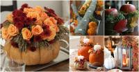 21 DIY Thanksgiving Centerpieces That Will Be The Star Of ...