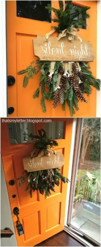 20 Creative Ways To Use Fresh Evergreen In Your Christmas ...