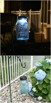 16 Stunning DIY Outdoor Lighting Ideas - Style Motivation