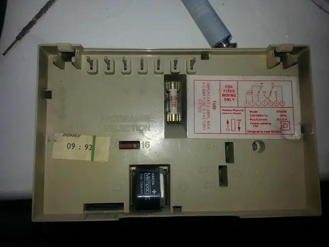 Manual Reset Wiring Diagram Potterton Ep6000 Programmer Panel Goes Blank Diynot Forums