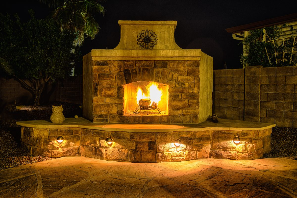 Your Outdoor Fireplace Headquarters Diy Fireplace Plans