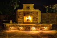Your Outdoor Fireplace Headquarters - DIY Fireplace Plans ...