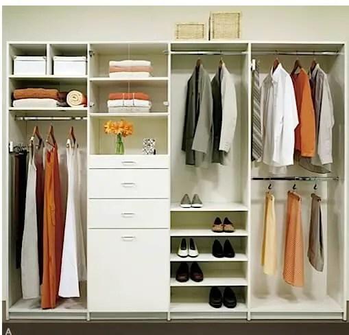 21 Cool DIY Closet Design Ideas to Organize Like a Pro - DIY Shareable