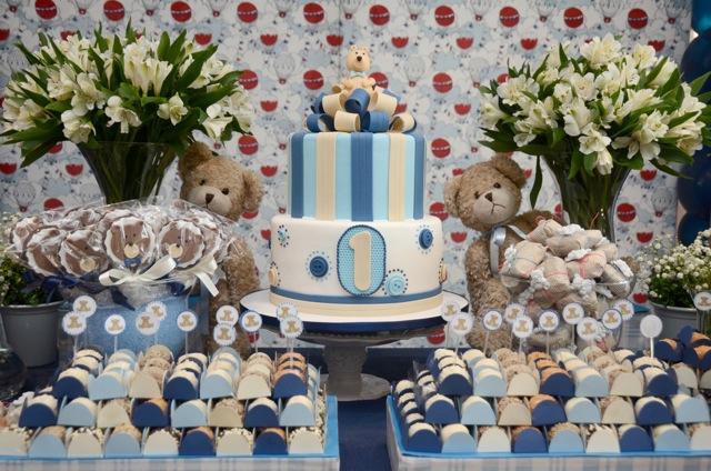 Teddy-BEar-first-birthday