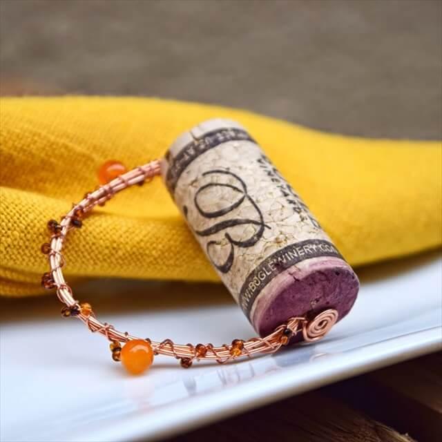 32 diy homemade wine cork crafts