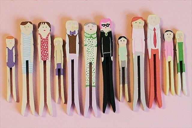 16 Diy Clothespins Ideas Diy To Make