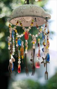 40 Homemade DIY Wind Chime Ideas | DIY to Make