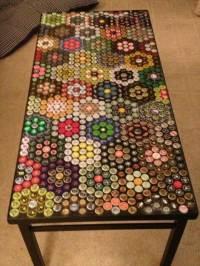 37 DIY Ways To Recycle Bottle Caps   DIY to Make